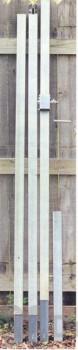 Songbird Essentials Lonestar Purple Martin - The Pole System 16 ft. (SELSTP)