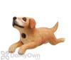 Songbird Essentials Leaping Yellow Labrador Bird House (SE3880403)