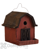 Songbird Essentials Little Red Barn Bird House (SE925)