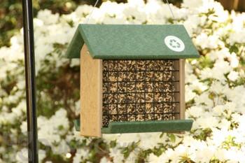Songbird Essentials Hunter Driftwood Woodpecker Feeder (SERUBWPF100HD)