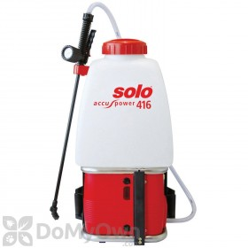 Solo 416 Backpack Battery Sprayer