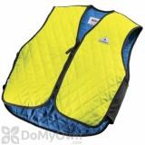 TechNiche HyperKewl Evaporative Cooling Sport Vest - Hi Viz Lime (6529)