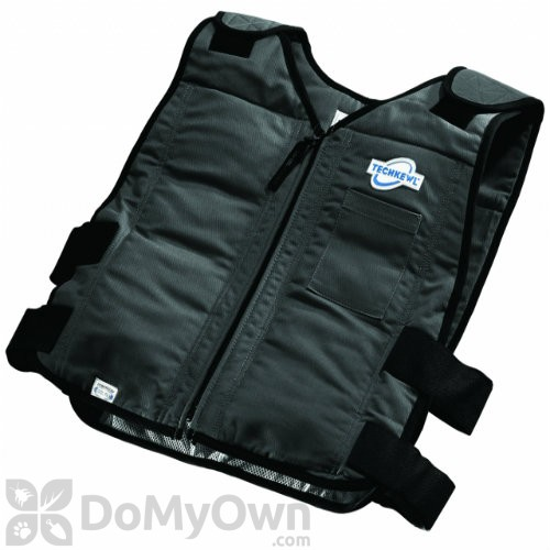 Techniche Techkewl Phase Change Cooling Vest Black