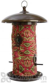 Toland Home and Garden Fuchsia Bird Feeder 14.5 in. (241339)