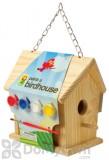 Toysmith Paint a Bird House Kit (2951)