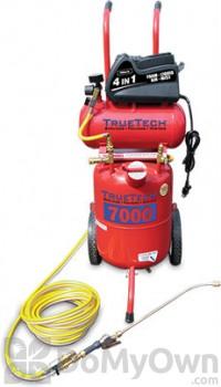 TrueTech 7000 4 in 1 Portable Applicator With Compressor (TT7000)
