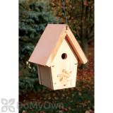 Woodlink Copper Top Hanging Chickadee / Wren Bird House (COPCH)
