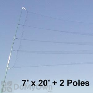 Bird Barrier Mist Net Kit 1 (n8-mnk1)