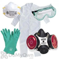 Professional Safety Kit with Comfo Respirator