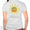 Grace for Grant Supportive T-Shirts Pre-Order - White (Kids XS)