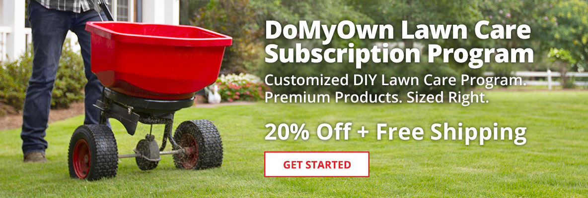 Get started with a lawn care subscription today!