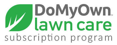 DoMyOwn Lawn Care Subscription Programs